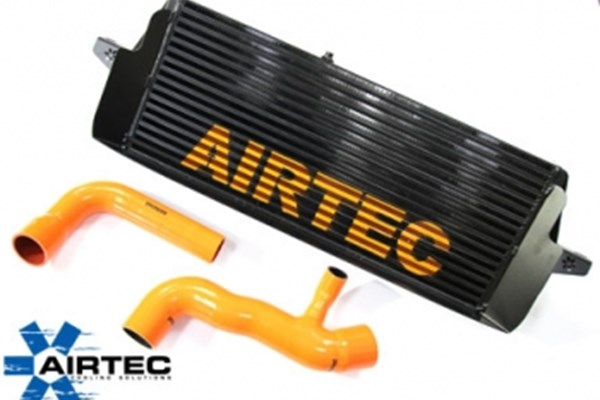 Airtec Focus MK2 ST Stage 3 300bhp to 425bhp Airtec RS Spec Intercooler with ST size scoop & Big Bore silicon hose joiners.jpg