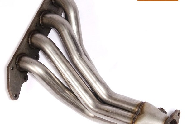 Fiesta ST150 Mongoose 4-1 Race manifold, Flexi & Decat pipe.jpg